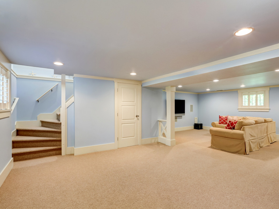 Rethink your unfinished basement